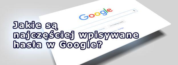 co szukają Polacy w internecie?